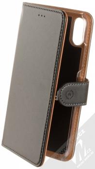 Celly Wally flipové pouzdro pro Apple iPhone XR černá (black)