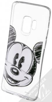 Disney Mickey Mouse 004 TPU ochranný silikonový kryt s motivem pro Samsung Galaxy S9 průhledná (transparent)
