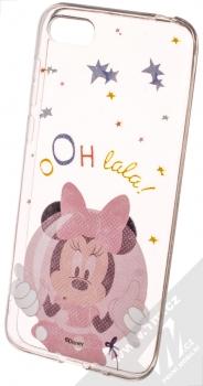 Disney Minnie Mouse 046 TPU ochranný silikonový kryt s motivem pro Huawei Y5 (2018), Honor 7S průhledná (transparent)
