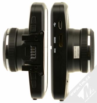 Eltrinex LS500 GPS kamera do auta černá (black) seshora a zespodu