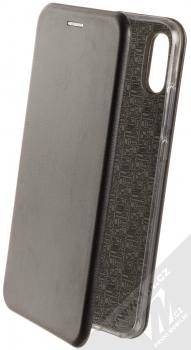 Forcell Elegance Book flipové pouzdro pro Huawei P Smart (2019) černá (black)