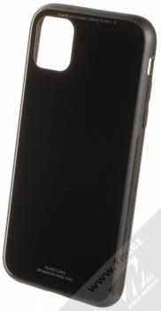 Forcell Glass ochranný kryt pro Apple iPhone 11 černá (black)