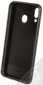 Forcell Glass ochranný kryt pro Samsung Galaxy M20 černá (black) zepředu