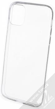 Forcell Ultra-thin 0.5 tenký gelový kryt pro Apple iPhone 11 průhledná (transparent)