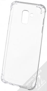 Forcell Ultra-thin Anti-Shock 0.5 odolný gelový kryt pro Samsung Galaxy J6 (2018) průhledná (transparent)