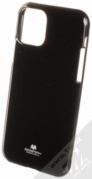 Goospery Jelly Case TPU ochranný silikonový kryt pro Apple iPhone 11 Pro černá (black)
