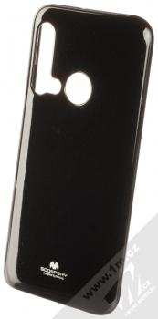 Goospery Jelly Case TPU ochranný silikonový kryt pro Huawei P20 Lite (2019) černá (black)