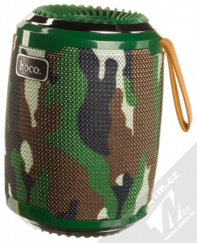Hoco BS39 Cool Sport Wireless Speaker Bluetooth reproduktor kamufláž zelená (camouflage green)
