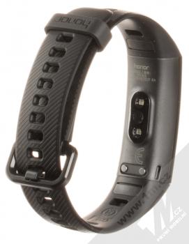 Honor Band 4 Crius chytrý fitness náramek se senzorem srdečního tepu černá (meteorite black) zezadu
