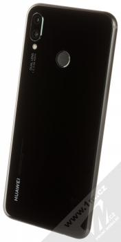 Huawei Nova 3i černá (black) šikmo zezadu