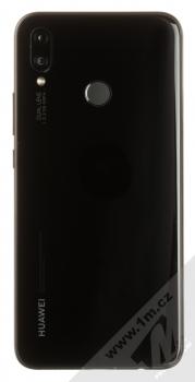Huawei Nova 3i černá (black) zezadu