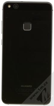 HUAWEI P10 LITE černá (midnight black) zezadu
