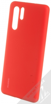 Huawei Silicone Case originální ochranný kryt pro Huawei P30 Pro červená (red)