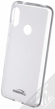 Kisswill TPU Open Face silikonové pouzdro pro Xiaomi Mi A2 Lite bílá průhledná (white)