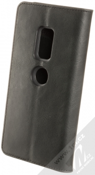 Krusell Sunne FolioWallet flipové pouzdro pro Sony Xperia XZ2 černá (vintage black) zezadu