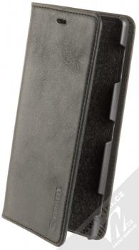 Krusell Sunne FolioWallet flipové pouzdro pro Sony Xperia XZ2 černá (vintage black)