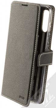 Molan Cano Issue Diary flipové pouzdro pro Samsung Galaxy A70 černá (black)
