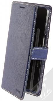 Molan Cano Issue Diary flipové pouzdro pro Samsung Galaxy J6 Plus (2018) tmavě modrá (navy blue)
