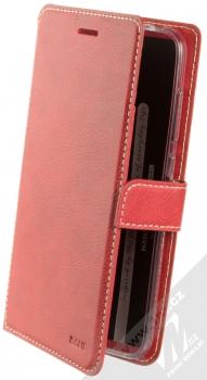 Molan Cano Issue Diary flipové pouzdro pro Xiaomi Pocophone F1 červená (red)