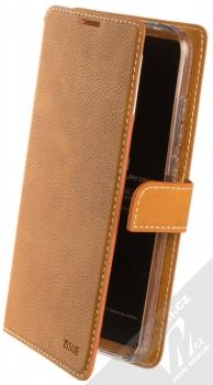 Molan Cano Issue Diary flipové pouzdro pro Xiaomi Redmi 8 hnědá (brown)