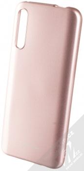 Molan Cano Jelly Case TPU ochranný kryt pro Huawei P Smart Pro růžově zlatá (rose gold)