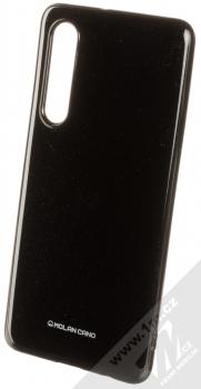 Molan Cano Jelly Case TPU ochranný kryt pro Huawei P30 černá (black)