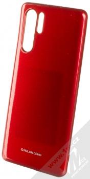 Molan Cano Jelly Case TPU ochranný kryt pro Huawei P30 Pro červená (red)