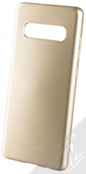 Molan Cano Jelly Case TPU ochranný kryt pro Samsung Galaxy S10 Plus zlatá (gold)