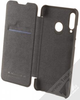 Nillkin Qin flipové pouzdro pro Huawei P30 Lite černá (black) otevřené