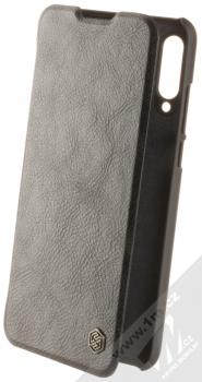 Nillkin Qin flipové pouzdro pro Huawei P30 Lite černá (black)