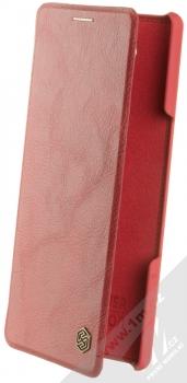 Nillkin Qin flipové pouzdro pro Sony Xperia 10 červená (red)