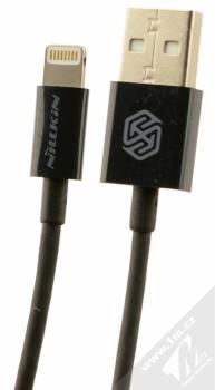 Nillkin Rapid Cable USB kabel s Apple Lightning konektorem pro Apple iPhone, iPad, iPod (licence MFi) černá (black)