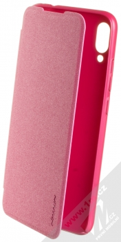 Nillkin Sparkle flipové pouzdro pro Xiaomi Redmi Note 7 růžová (rose red)