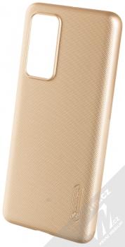 Nillkin Super Frosted Shield ochranný kryt pro Huawei P40 zlatá (gold)