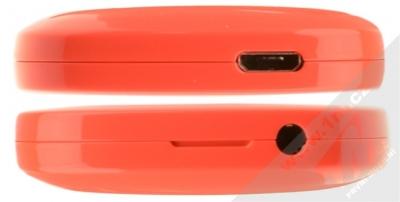 NOKIA 3310 (2017) červená (warm red) seshora a zezdola