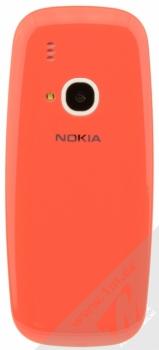 NOKIA 3310 (2017) červená (warm red) zezadu