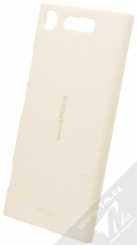 Roxfit Ultra Slim Soft Touch Shell ochranný kryt pro Sony Xperia XZ1 (URB6175S) stříbrná (silver)