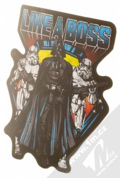 Samolepka Darth Vader jedná vždy jako velký šéf 1