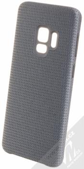 Samsung EF-GG960FJ Hyperknit Cover originální ochranný kryt pro Samsung Galaxy S9 šedá (gray)