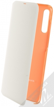 Samsung EF-WA705PW Wallet Cover originální flipové pouzdro pro Samsung Galaxy A70 bílá (white)