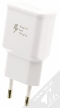 Samsung EP-TA20EWE originální nabíječka Adaptive Fast Charging s USB výstupem 9V/1,67A + Samsung EP-DN930CWE originální USB kabel s USB Type-C konekto bílá (white) nabíječka