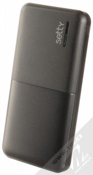 Setty Travel Battery záložní zdroj 10000mAh černí (black)