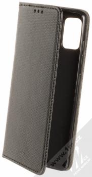 Sligo Smart Magnet Color flipové pouzdro pro Samsung Galaxy A51 černá (black)