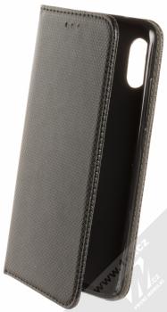 Sligo Smart Magnet flipové pouzdro pro Xiaomi Redmi Note 6 Pro černá (black)
