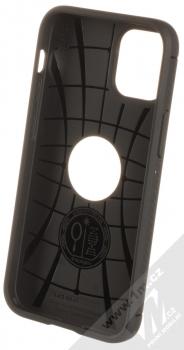Spigen Rugged Armor odolný ochranný kryt pro Apple iPhone 12 mini černá (matte black) zepředu