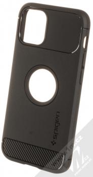 Spigen Rugged Armor odolný ochranný kryt pro Apple iPhone 12 mini černá (matte black)