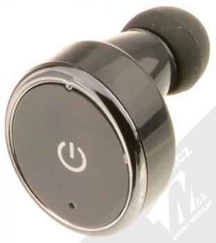 Technaxx BT-X25 Bluetooth headset a nabíječka do auta černá (black) headset