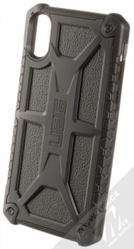 UAG Monarch odolný ochranný kryt pro Apple iPhone XR černá (all black)