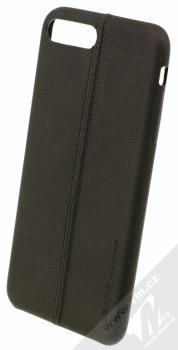 USAMS Joe kožený ochranný kryt pro Apple iPhone 7 Plus černá (black)