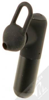 USAMS LO Bluetooth headset černá (black) zezadu